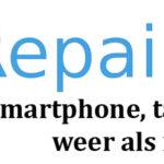 Voor Apple reparatie Tilburg kun je terecht bij Repairable!